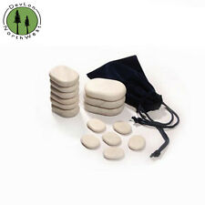 Massage Marble Stone Set 15 PC + Facial Massage Set + Cold Stones + Hot Therapy