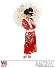 Childrens Chinese Girl Fancy Dress Costume Oriental Geisha Girl Outfit 140Cm