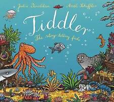NEW TIDDLER Childrens Soft Cover Picture Book by Julia Donaldson