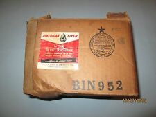 Original Box for American Flyer #22040- 110 Watt Transformer