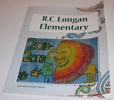 R C Longan Elementary School 2013 Yearbook Henrico VA Virginia Year Book