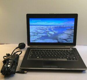 Windows 10 laptop core i5 8GB RAM 180GB SSD, New Battery, Dell Latitude E6430