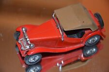 Matchbox Yesteryear Y-8, 1977, MG TC 1945