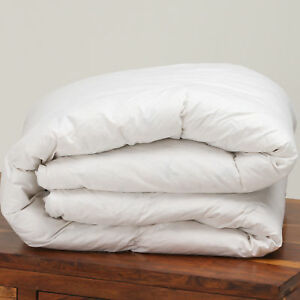 Luxury Siberian Goose Down Duvet Hotel Qaulity Bedding Size King All Togs 50/50