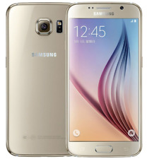 "5.1"" Samsung Galaxy S6 Sprint G920P 32GB 4G LTE 16MP Unlocked Smartphone - Gold"