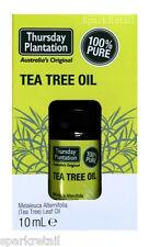 Thursday Plantation 100% Pure Australian TEA TREE OIL 10ml