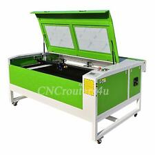 Motorized Table 80W Co2 Laser Engraving and Cutting machine 51''x 36'' CE FDA