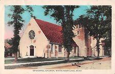 White Bear Lake Minnesota Episcopal Church Antique Postcard (J38457)