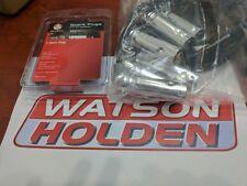 Holden Commodore VS VT VX VY WH WK Spark plugs & Lead Set GENUINE V6 3.8 Ecotec