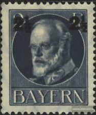 Bayern 111A postfrisch 1916 König Ludwig III