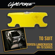 LIGHTFORCE LANDCRUISER 79 SERIES LED INTERIOR LIGHT UPGRADE 4300K NATURAL WHITE