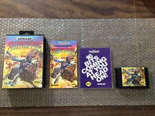Sunset Riders (Sega Genesis) Complete -- Authentic
