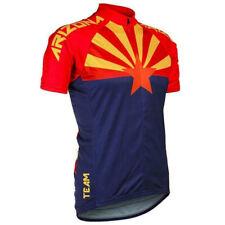 Retro Arizona Cycling Jersey mens Cycling Short Sleeve Jersey