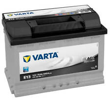 Autobatterie 12V 70Ah 640 A/EN Varta Black Dynamic E13