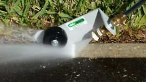 The Edge Blaster Pressure Washer Attachment Accessory Cleaning Tool