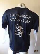 Braunschweiger mtv von 1847 e.v trikot running fitness volksbank shirt vintage