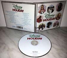 CD DISNEY CHANNEL HOLIDAY - CHRISTMAS - TISDALE - BLEU - MONTANA - JONAS
