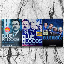 Blue Bloods Season 8-10 8,9,10 (DVD,15-Disc)Fast shippingPriority Mail