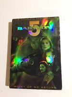 """Babylon 5""~The Complete Third Season~DVD~2008~6-Disc Set~Brand New~Sealed"
