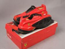 Fila Mens 2002 Ferrari Sneakers Shoes US Size 10.5