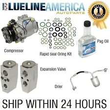 NEW AC GM COMPRESSOR KIT 10861 FIT 2002 2003 2004 2005 2006 2007 Saturn Vue