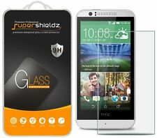 3X Supershieldz HTC Desire 816 Tempered Glass Screen Protector Saver