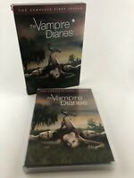 The Vampire Diaries: The Complete First Season DVD Free Shipping