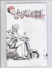 Tank Girl:The Gifting #2 (9.2) 2007 Cover B 1st print