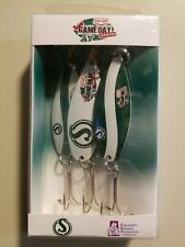 Saskatchewan Roughriders Fishing Lures