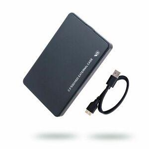 External USB 3.0 Hard Drive Laptop Storage HDD 160GB 1TB Mac Xbox One PC PS4 Lot