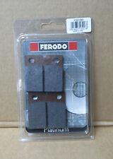 KAWASAKI GPZ 600 R 1985 Ferodo Platinum Rear Disc Brake Pads