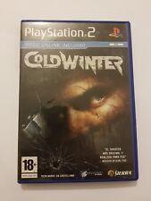 Cold Winter ps2 pal España y completo