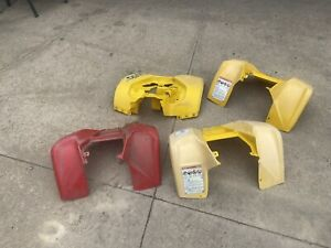 Suzuki Lt 80 Fenders Sold As Is $50 Each