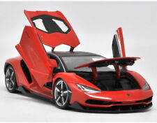 LAMBORGHINI CENTENARIO RED 1/18 SCALE DIECAST RACECAR SPECIAL EDITION MAISTO NEW