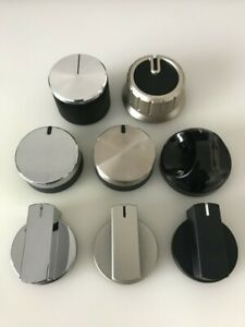 Thetford / Spinflo Cooker Knobs various designs
