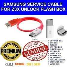 SAMSUNG S8 S9 A3 A5 Type C USB USTPro OCTOPUS furieux Z3X BOX déblocage Flash Câble