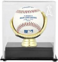 Los Angeles Angels Gold Glove Single Baseball Logo Display Case - Fanatics