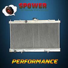 Aluminum Radiator For Nissan Pulsar N16 Sedan only 1.6L 1.8L AT MT 2000-2006