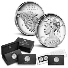 2017- 225th Anniversary American Liberty One Ounce Silver Medal