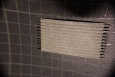 Folien-Leitung Leiterplattenverbinder 12polig Rm 2,54mm  5cm 5Stck
