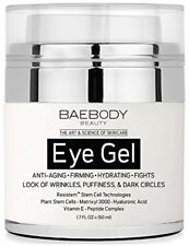 Baebody Eye Gel for Dark Circles, Puffiness, Wrinkles and Bags - 1.7 fl. oz.
