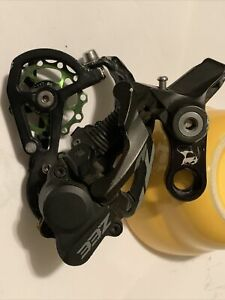Shimano Zee M640 Rear Derailleur With Wolf tooth Goat Hanger 10sp