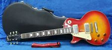 2001 Epiphone Les Paul Standard 6 String Left Handed Electric Guitar Solid Korea