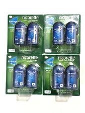 Nicorette cool Lozenges 2 mg icy mint 4x20  4 packs