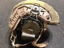 Z Tactical Comtac 2 Military Style Headset with ARC Rail Adaptor - FG
