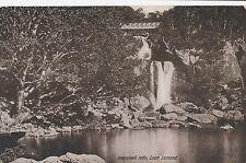 POSTCARD   SCOTLAND  Loch  Lomond  Inversmaid  Falls