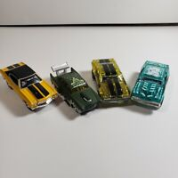 Hot Wheels Lot of 4 Die-cast 1/64 Chevelle Cars 69 1971 1959 Jaded Loose Nice