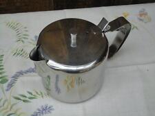 Vintage Retro Tea Pot Philbrite Stainless Steel L6