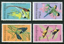 Thailand 1975 Birds Complete Set Scott # 727-30 Mint Non Hinged Y567 ⭐⭐⭐⭐⭐⭐⭐⭐