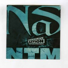 CD SINGLE (NEUF) NAS/ NTM AFFIRMATIVE ACTION (SAINT DENIS STYLE REMIX)